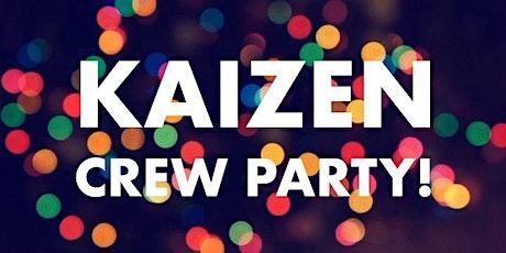 2021 Team Kaizen Christmas Party! tickets