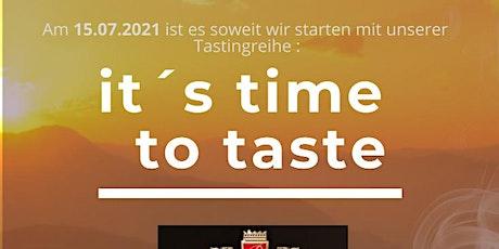 It´s time to taste tickets