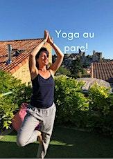 Yoga au parc dans le 16ème! tickets