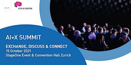 AI+X Summit Tickets