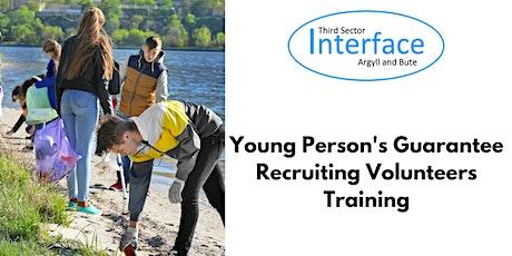 Recruiting Volunteers tickets