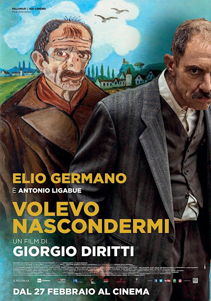 Immagine VOLEVO NASCONDERMI - TORNIAMO AL CINEMA E AL TEATRO SOTTO LE STELLE