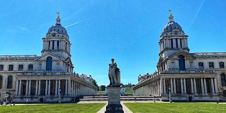 Exploring Greenwich - Tour 3, Virtual Tours Series 5 tickets