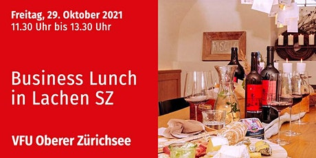 Business-Lunch, Oberer Zürichsee, 29.10.2021 billets