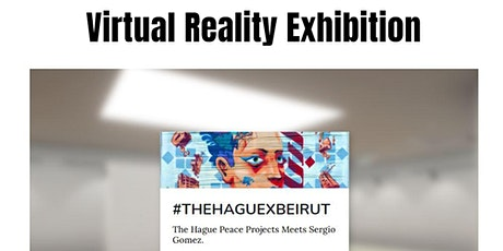 Gallery Walkthrough - Sergio Gomez for The Hague X Beirut tickets