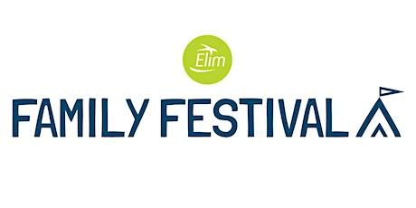 Elim Family Festival  - Saturday Morning  Celebration tickets