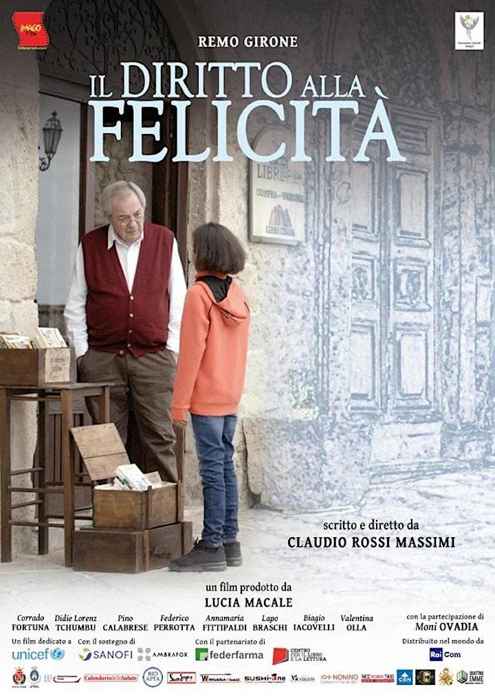 Immagine IL DIRITTO ALLA FELICITA' TORNIAMO AL CINEMA E AL TEATRO SOTTO LE STELLE