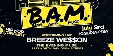 B.A.M. Charlit: Phaze Gawd, Breeze We$$on, Legend Status, & Renegade Gutta tickets