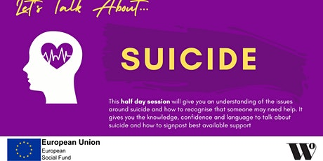 Let's Talk About... Suicide tickets