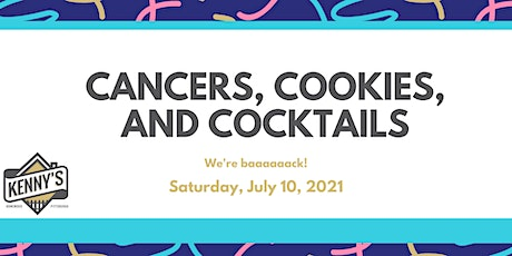 Cancers, Cookies, and Cocktails tickets