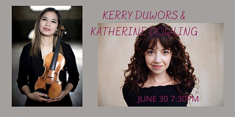 Kerry DuWors & Katherine Dowling tickets
