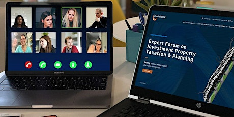 Investment Property Taxation, Planning & Restructuring - Expert Forum tickets