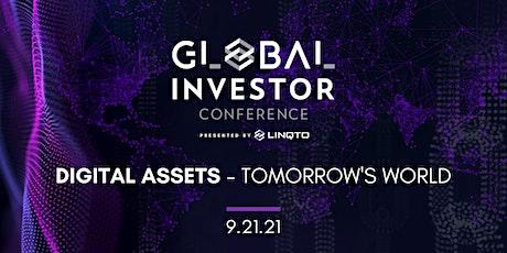 Global Investor Conference: September, 2021 tickets