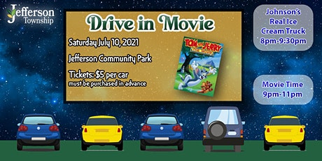 Jefferson Township  Drive-In Movie tickets