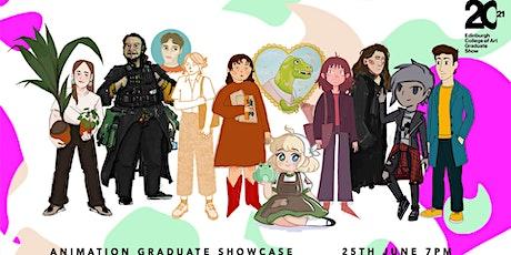 Animation Graduate Showcase tickets