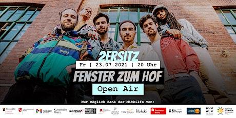 Fenster zum Hof (Open Air) - 2ersitz Tickets