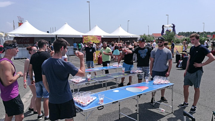 Beer Pong Open Air Burgenland: Bild