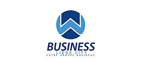 Réunion du Groupe Wbusiness Liège City tickets