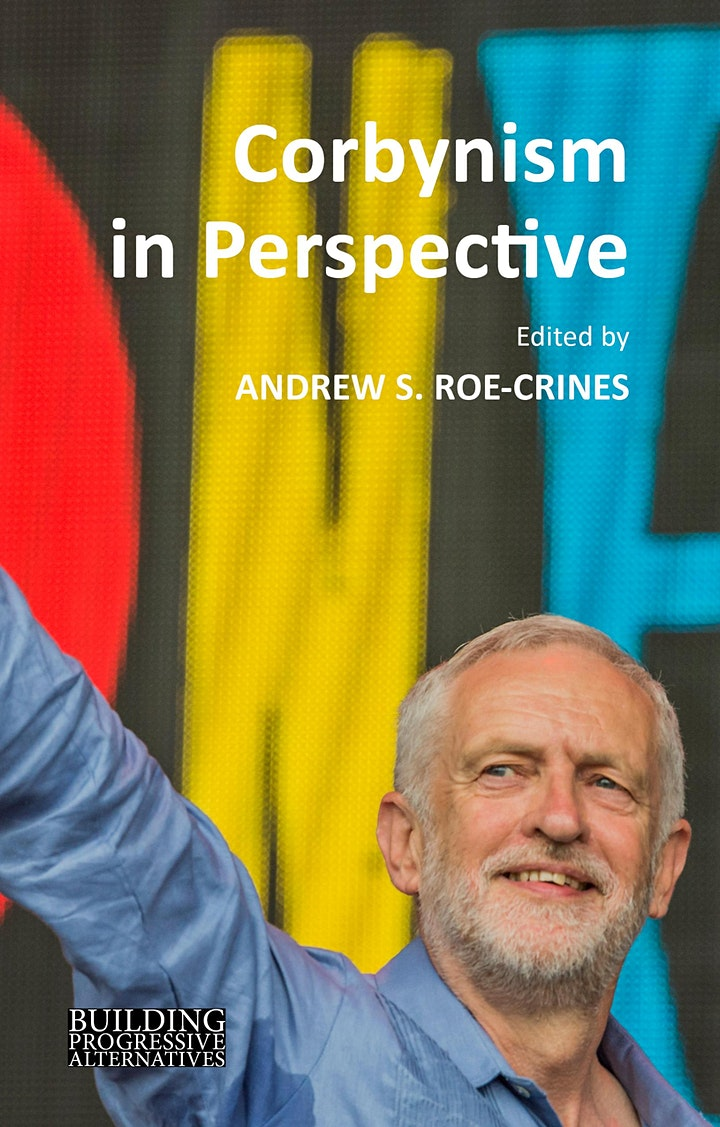 Corbynism in Perspective - Book Launch! image
