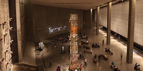 Lecture: Conserving the Artifacts at the 9/11 Museum and Memorial tickets
