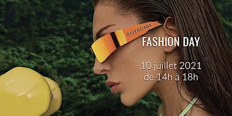 Fashion Day - 10 juillet 2021 billets