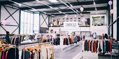 Summer Vintage Kilo Pop Up Store • Karlsruhe • Vinokilo billets