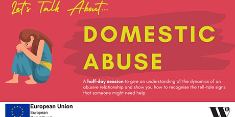 Let's Talk About... Domestic Abuse tickets