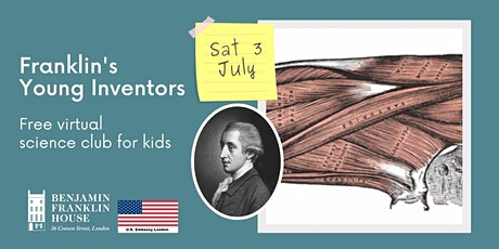Franklin's Young Inventors: Muscles tickets
