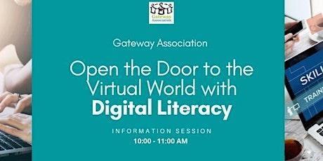 Gateway Association Digital Literacy Information Session tickets