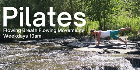 Pilates For Real People tickets