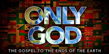 11 AM -  Sunday Worship  Service -  June 27 tickets