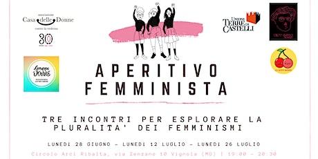 Aperitivo Femminista biglietti