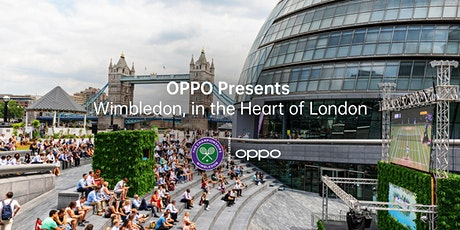 Wimbledon Screening Event @ The Scoop: 1st-3rd July tickets