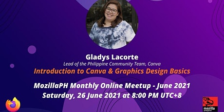 MozillaPH Monthly Online Meetup (JUN 2021) tickets