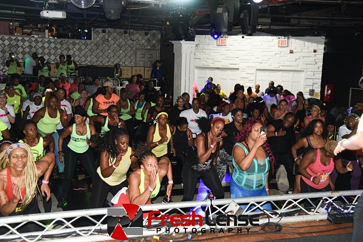 WOTLESS FIT FESTIVAL  MIAMI 2021 image