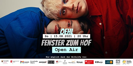 Fenster zum Hof (Open Air) - Oehl Tickets