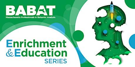 BABAT 2021 Enrichment and Education Series: Diversity & Inclusion boletos