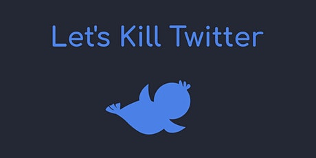 Let's Kill Twitter, with comedian and actor Richard Sandling. tickets