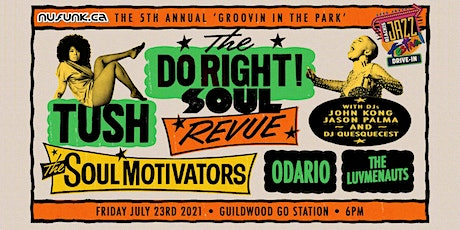 Groovin' in the Parking Lot tickets