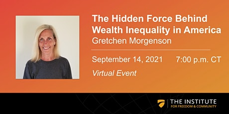 The Hidden Force Behind Wealth Inequality in America tickets