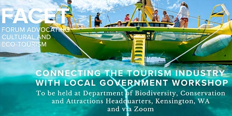 Connecting the Tourism Industry with Local Government Workshop tickets