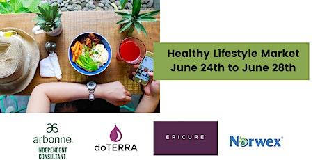 Healthy Lifestyle Market tickets