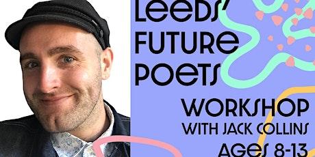 Leeds' Future Poets: Workshop 2 tickets