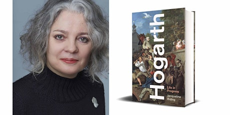 Hogarth: Life in Progress | Virtual book launch with Jacqueline Riding tickets