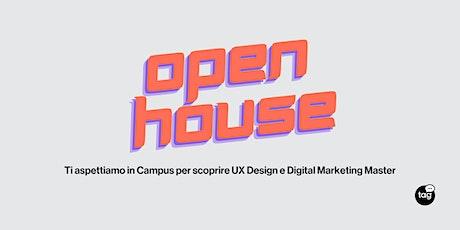 Open House Talent Garden Innovation School biglietti