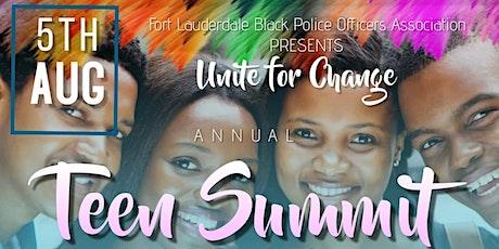 FBPOA Teen Summit tickets