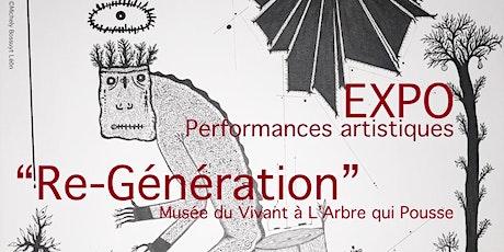 Musée du Vivant: Exposition & Performances artistiques billets