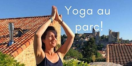Yoga au parc de Passy 75016! billets
