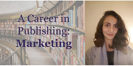 A Career in Publishing: Marketing tickets