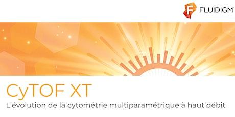 Lancement du CyTOF XT par Fluidigm (Strasbourg, France) tickets